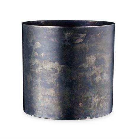 H. Skjalm P. Kukkaruukku Sininen-Musta 14 cm