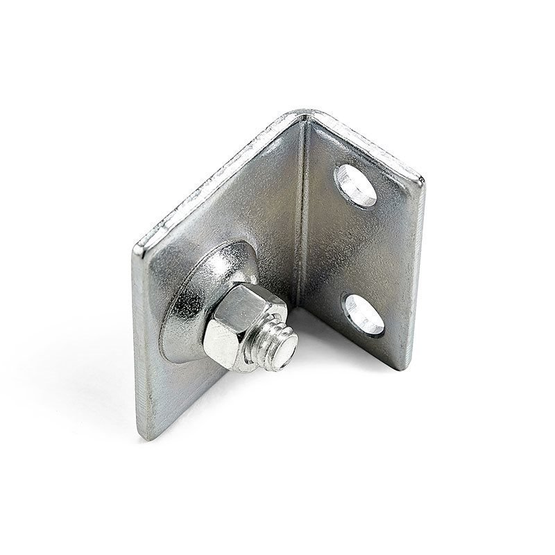 Habo Kulmakappale K-40/75 Alumiini