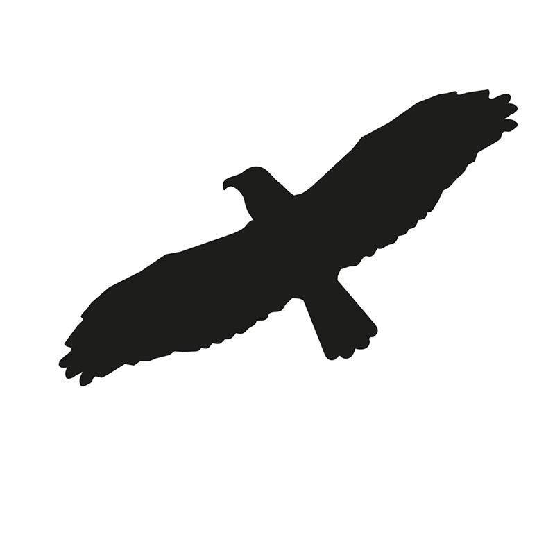 Habo Merkki lintu Valkoinen Musta