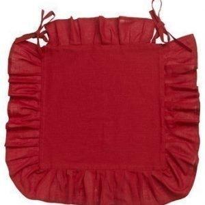 Halens Istuintyynyn päällinen 2-Pakkaus Punainen