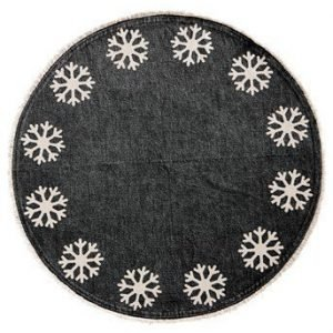 Halens Joulukuusen matto Antrasiitinharmaa