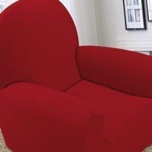 Halens Nojatuolin päällinen Punainen