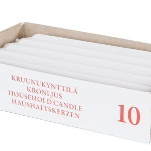 Hansa Candle Kruunukynttilä 17 Cm 10 Kpl / Pkt