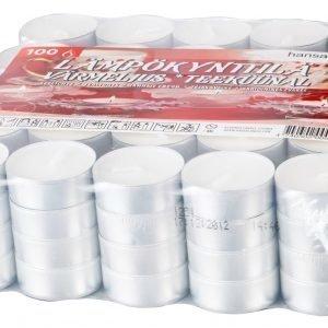 Hansa Candle Lämpökynttilä 100 Kpl / Pkt