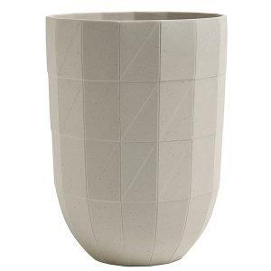 Hay Paper Porcelain Maljakko L