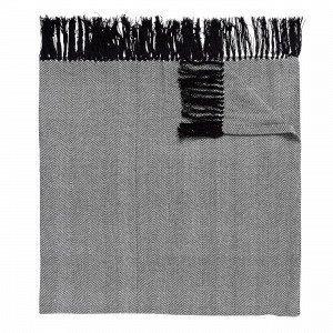 Hemtex Adam Blanket Viltti Musta 130x170 Cm