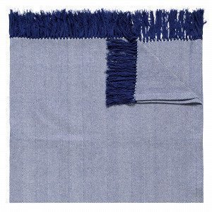 Hemtex Adam Blanket Viltti Sininen 130x170 Cm