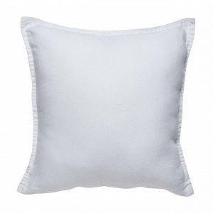 Hemtex Adele Pellavatyynynpäällinen Valkoinen 45x45 Cm