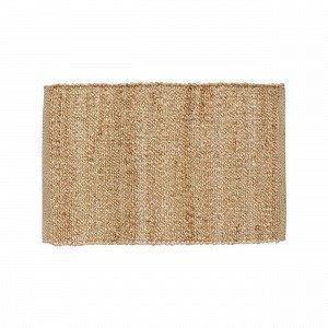 Hemtex Adisa Carpet Matto Luonnonvalkoinen 60x40 Cm