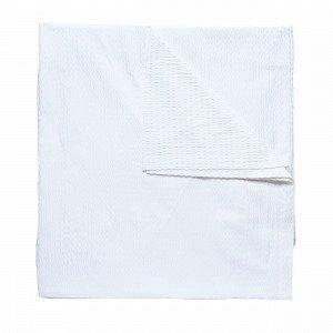 Hemtex Aluslakana Kreppipuuvillaa Valkoinen 150x260 Cm