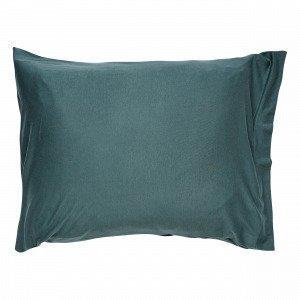 Hemtex Anki J Pillowcase Tyynyliina Vihreä 60x50 Cm