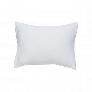 Hemtex Baby Jersey Tyynynsuojus Valkoinen 55x38 Cm
