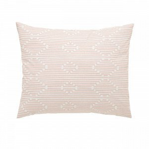 Hemtex Basic James Pillowcase Tyynyliina Vaaleanharmaa 50x60 Cm
