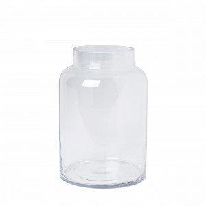 Hemtex Basic Maljakko Lasinkirkas 25 Cm