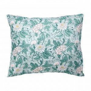 Hemtex Beatrice Pillowcase Tyynyliina Vaaleanvihreä 60x50 Cm