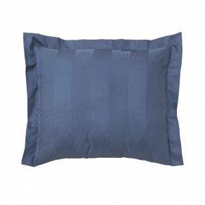 Hemtex Birgitta Pillowcase Tyynyliina Keskisininen 60x50 Cm