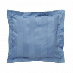 Hemtex Birgitta Pillowcase Tyynyliina Keskisininen 65x65 Cm