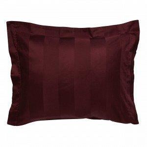 Hemtex Birgitta Pillowcase Tyynyliina Viininpunainen 60x50 Cm