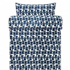 Hemtex Bluebell Pussilakanasetti Sininen 150x210 Cm