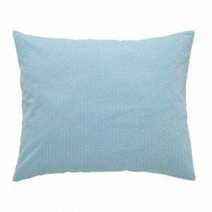 Hemtex Bris Pillowcase Tyynyliina Jäänsininen 60x50 Cm