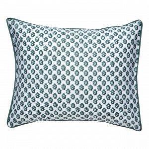 Hemtex Cloette Pillowcase Tyynyliina Sinivihreä 50x60 Cm