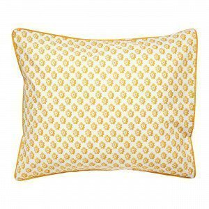 Hemtex Cloette Pillowcase Tyynyliina Vaaleankeltainen 50x60 Cm
