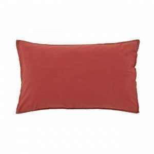 Hemtex Eco Smooth Tyynyliina Vaaleanpunainen 50x90 Cm