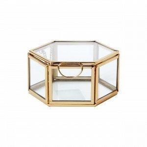 Hemtex Ethnie Small Box Korurasia Kulta 10x10 Cm