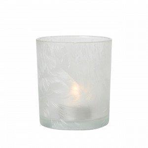 Hemtex Frost Tuikkukuppi Valkoinen 8x8 Cm