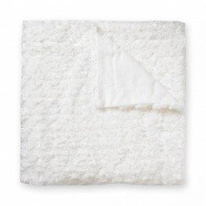 Hemtex Gosa Fleecehuopa Kermanvalkoinen 150x220 Cm