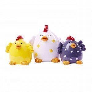 Hemtex Happy Hens Koriste Multi