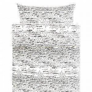 Hemtex + House Of Rym Fields Pussilakanasetti Monivärivalkoinen 150x210 Cm