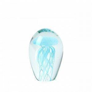 Hemtex Jelly Decoration Koriste Turkoosi 8x11 Cm