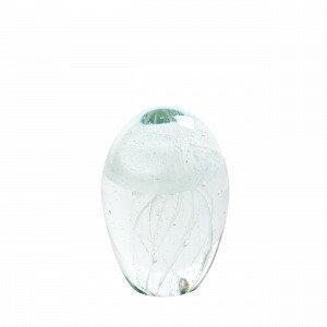 Hemtex Jelly Lasinen Koriste Valkoinen