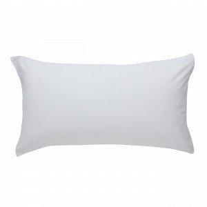 Hemtex Jersey Tyynynsuojus Valkoinen 90x50 Cm