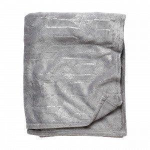 Hemtex Joline Blanket Viltti Harmaa 130x170 Cm