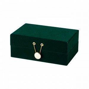 Hemtex Joline Jewelry Box Korurasia Tummanvihreä