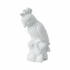 Hemtex Kakadua Koriste Valkoinen 8x5.5 Cm