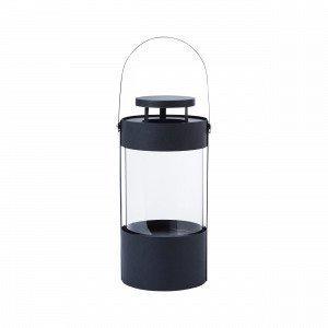 Hemtex Katrine Small Lantern Lyhty Musta