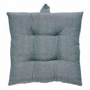 Hemtex Lea Plain Istuintyyny Vihreä 40x40 Cm