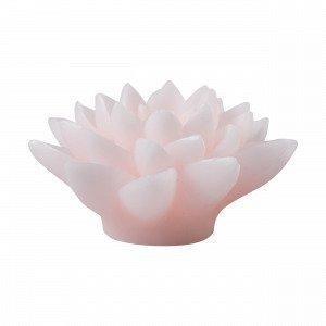 Hemtex Lotus Led Candle Led Kynttilä Roosa 12x12 Cm