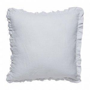 Hemtex Luce Pellavatyynynpäällinen Valkoinen 50x50 Cm