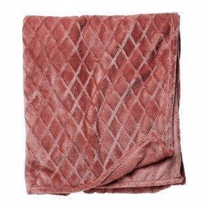 Hemtex Lucky Blanket Viltti Vadelma 130x170 Cm