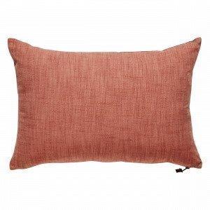Hemtex Melvin Cushion Koristetyyny Englanninpunainen 40x60 Cm