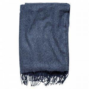 Hemtex Milo Blanket Viltti Denimsininen 130x170 Cm