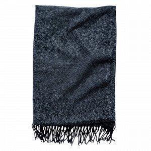 Hemtex Milo Blanket Viltti Meleerattu Tummanharmaa 130x170 Cm