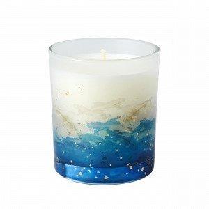 Hemtex Ocean Candle In Cup Ocean Kynttilä Sininen