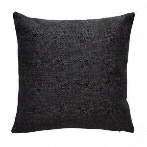 Hemtex Orleans Cushion Koristetyyny Tummanharmaa 45x45 Cm