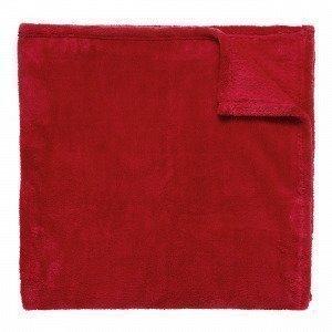 Hemtex Sabinette Blanket Viltti Punainen 120x150 Cm