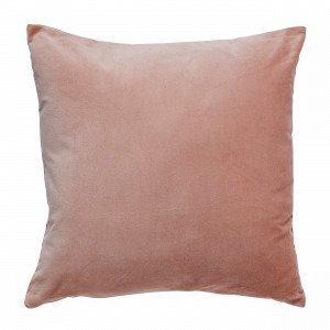 Hemtex Sanna Cushion Cover Koristetyynynpäällinen Aprikoosi 45x45 Cm